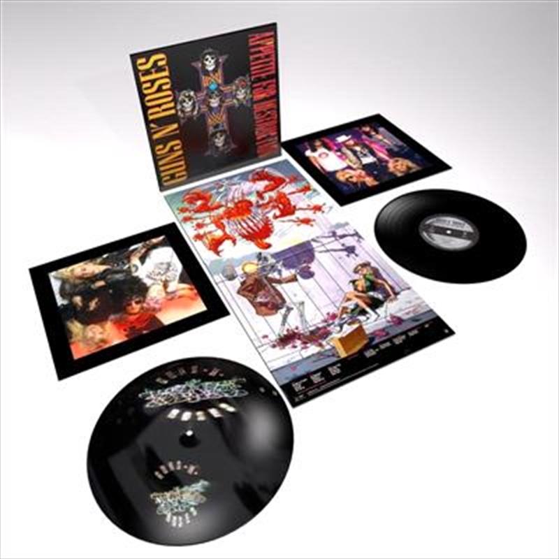 Appetite For Destruction | Vinyl
