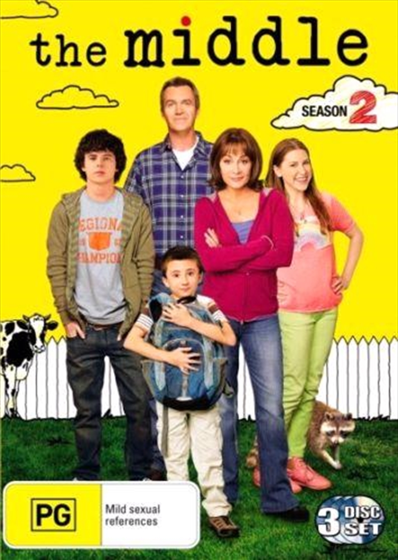 Middle - Season 2, The | DVD