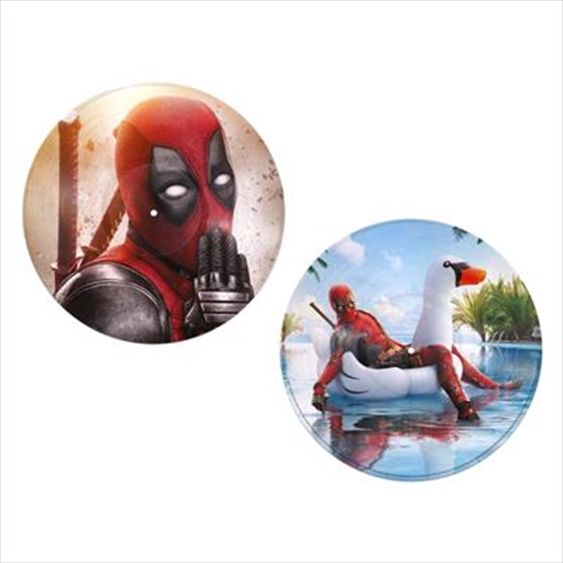 Deadpool 2 - Original Score | Vinyl