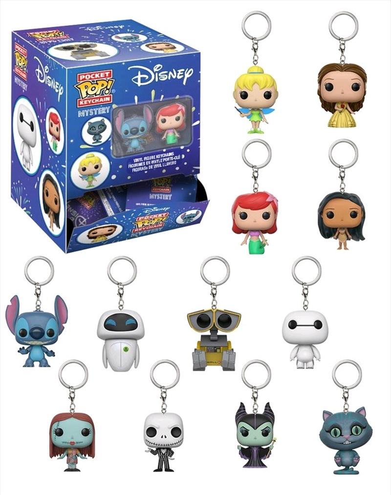 Disney - Pocket Pop! Keychain Blind Bag   Accessories