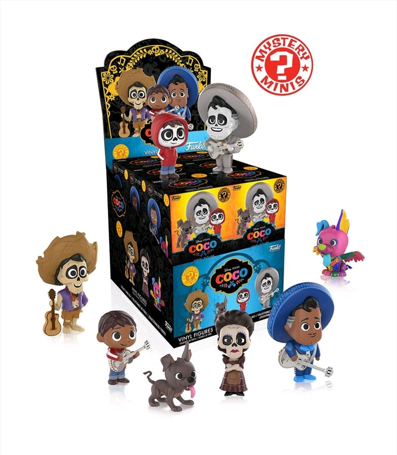 Coco - Mystery Minis Blind Box | Merchandise