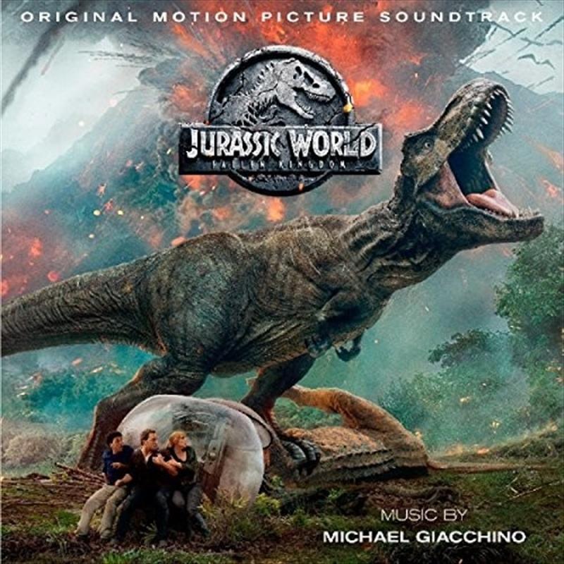 Jurassic World - Fallen Kingdom | CD