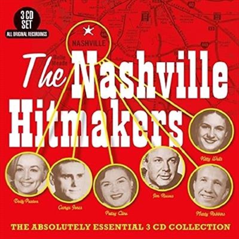 Nashville Hitmakers | CD