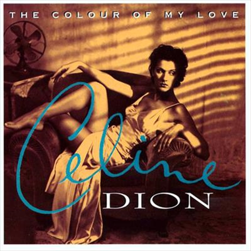 Color Of My Love - Gold Series | CD