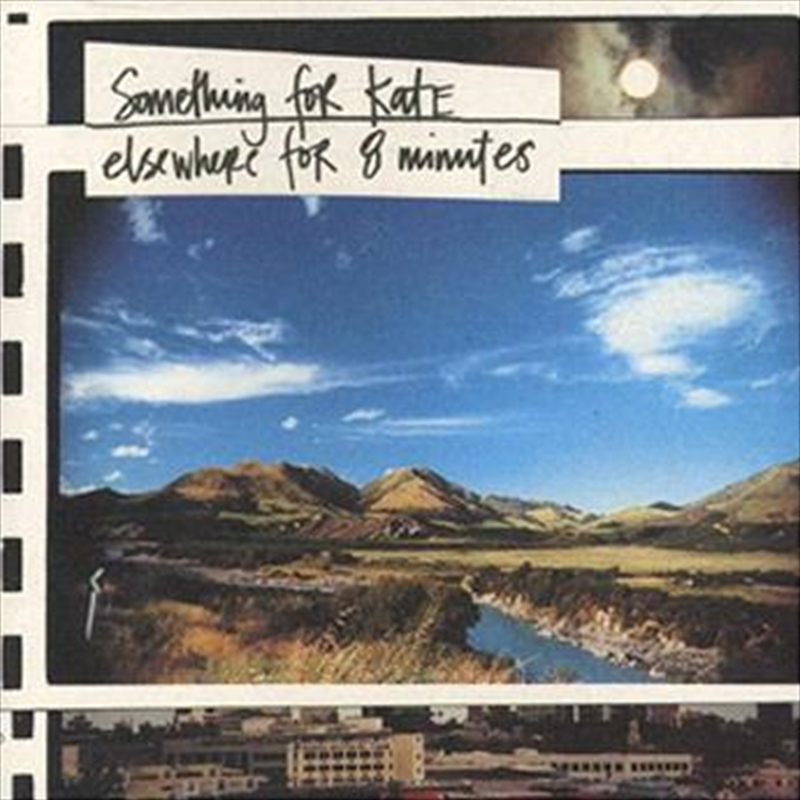 Elsewhere For Eight Minutes - Gold Series   CD