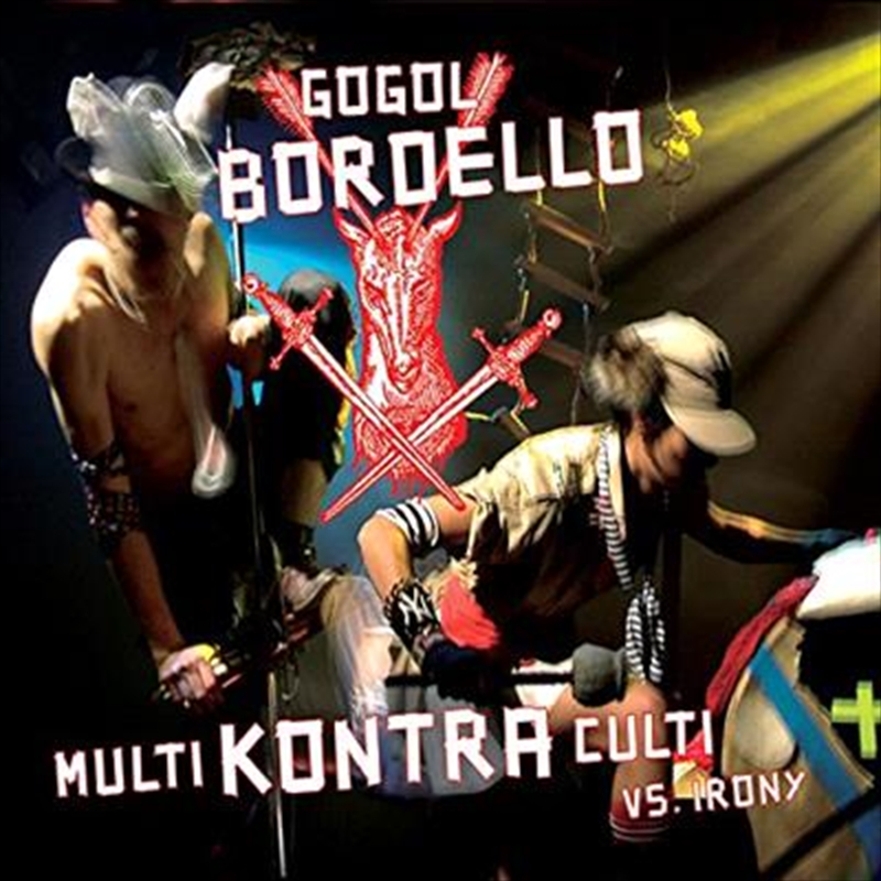 Multi Kontra Culti VS Irony | CD