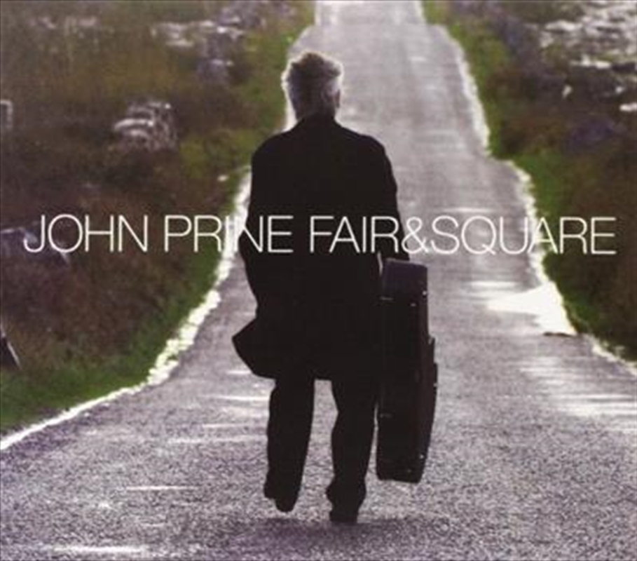Fair And Square | CD