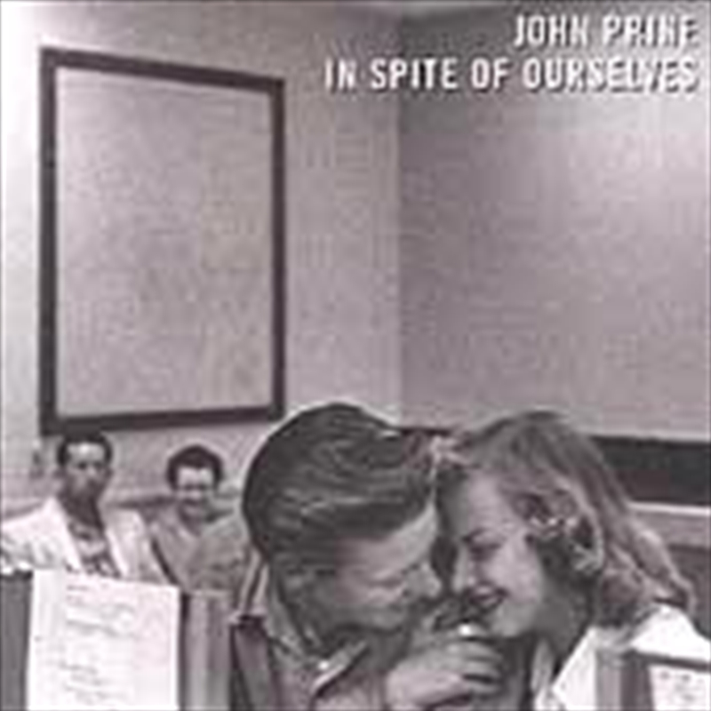 In Spite Of Ourselves | CD