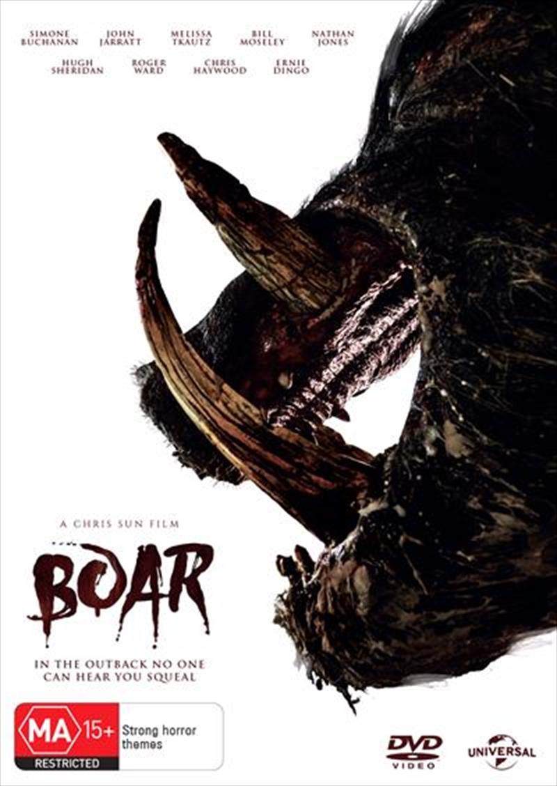Boar | DVD