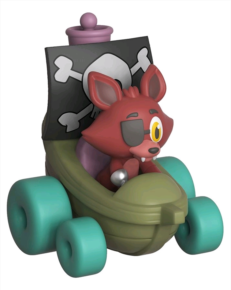 Five Nights at Freddy's - Foxy the Pirate Super Racer   Merchandise