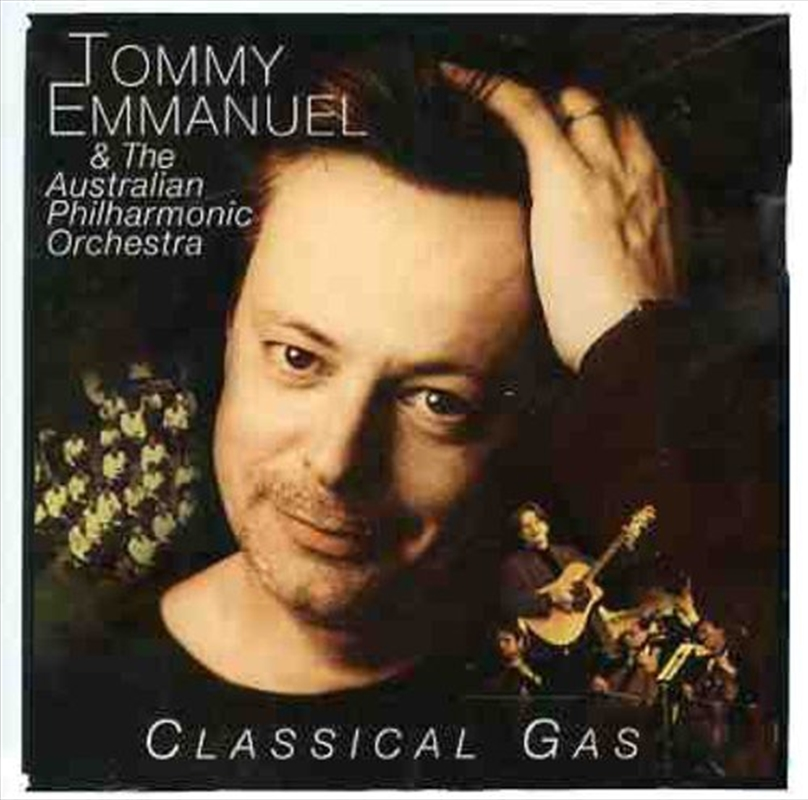 Classical Gas - Gold Series | CD