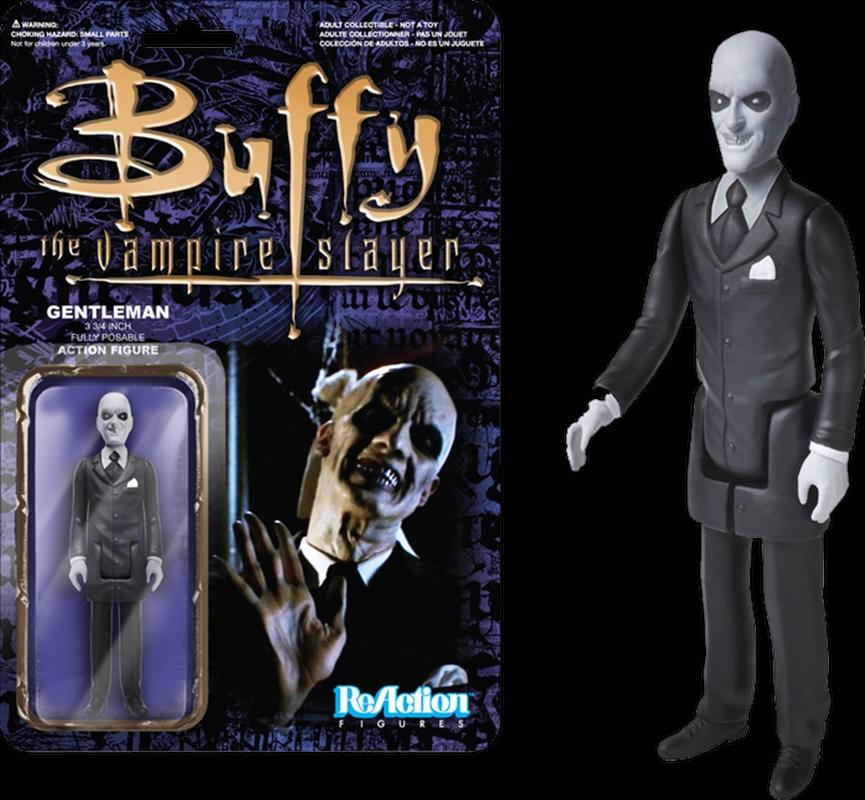 Buffy the Vampire Slayer - The Gentleman ReAction Figure   Merchandise