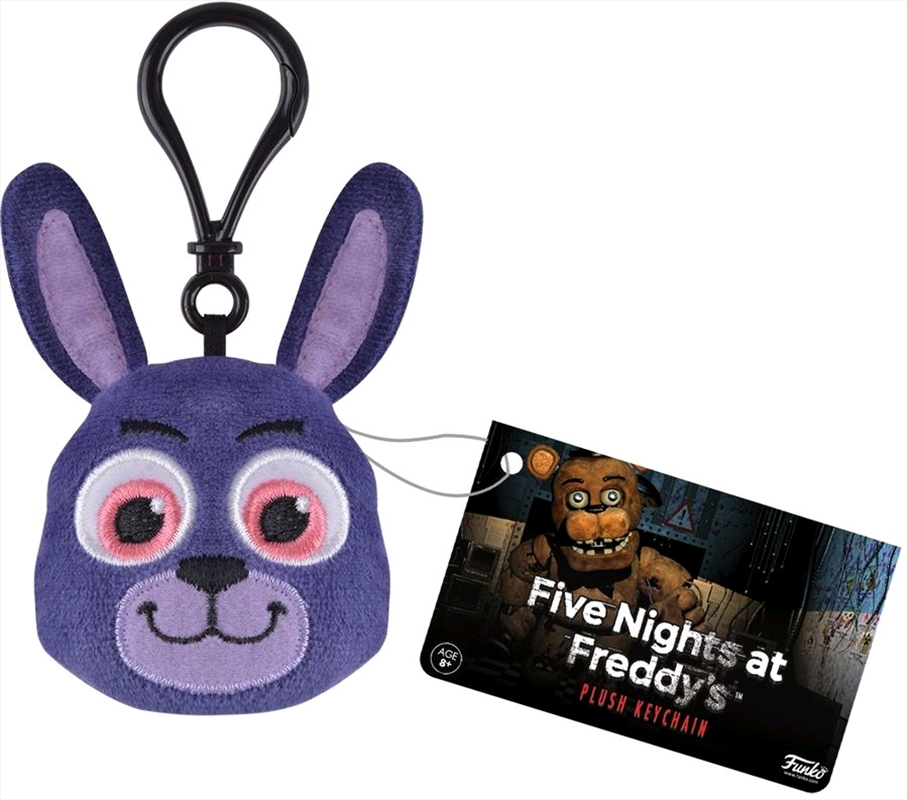 Five Nights at Freddy's - Bonnie Plush Keychain | Accessories
