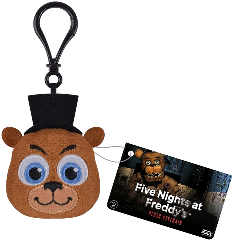 Five Nights at Freddy's - Freddy Plush Keychain | Accessories
