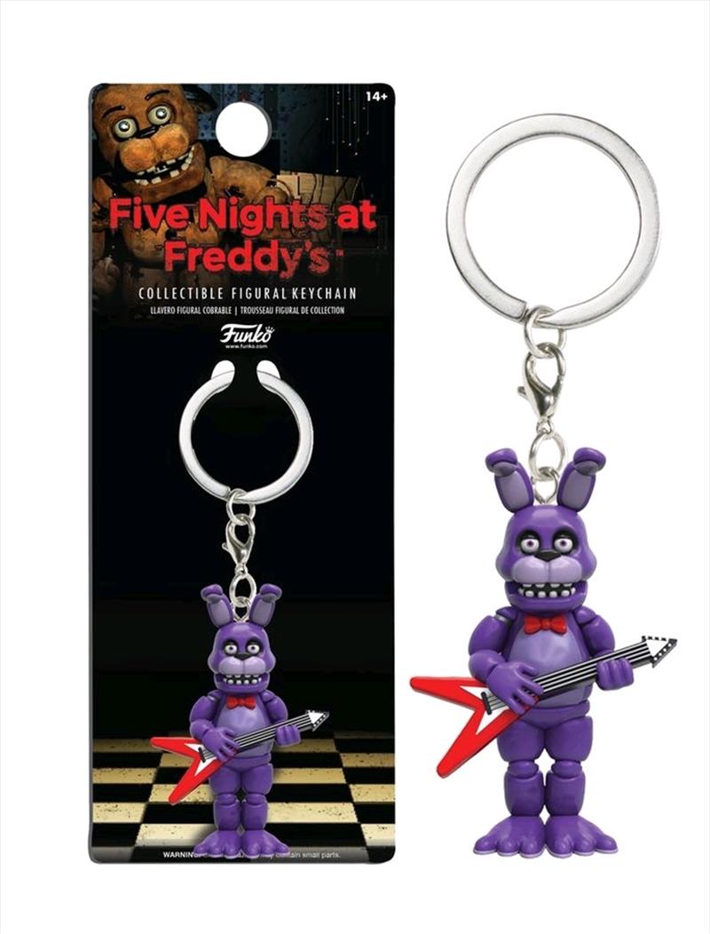 Five Nights At Freddy's - Bonnie Figural Keychain | Accessories