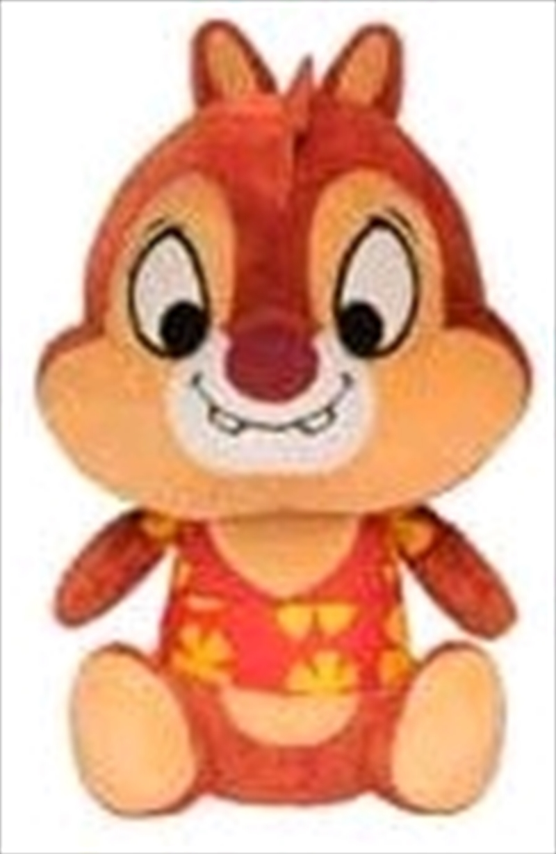 Chip n Dale: Rescue Rangers - Dale Plush   Toy