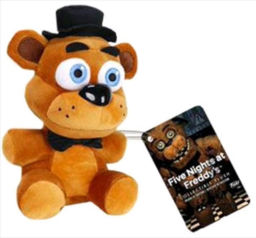 Five Nights at Freddy's - Freddy Plush | Toy