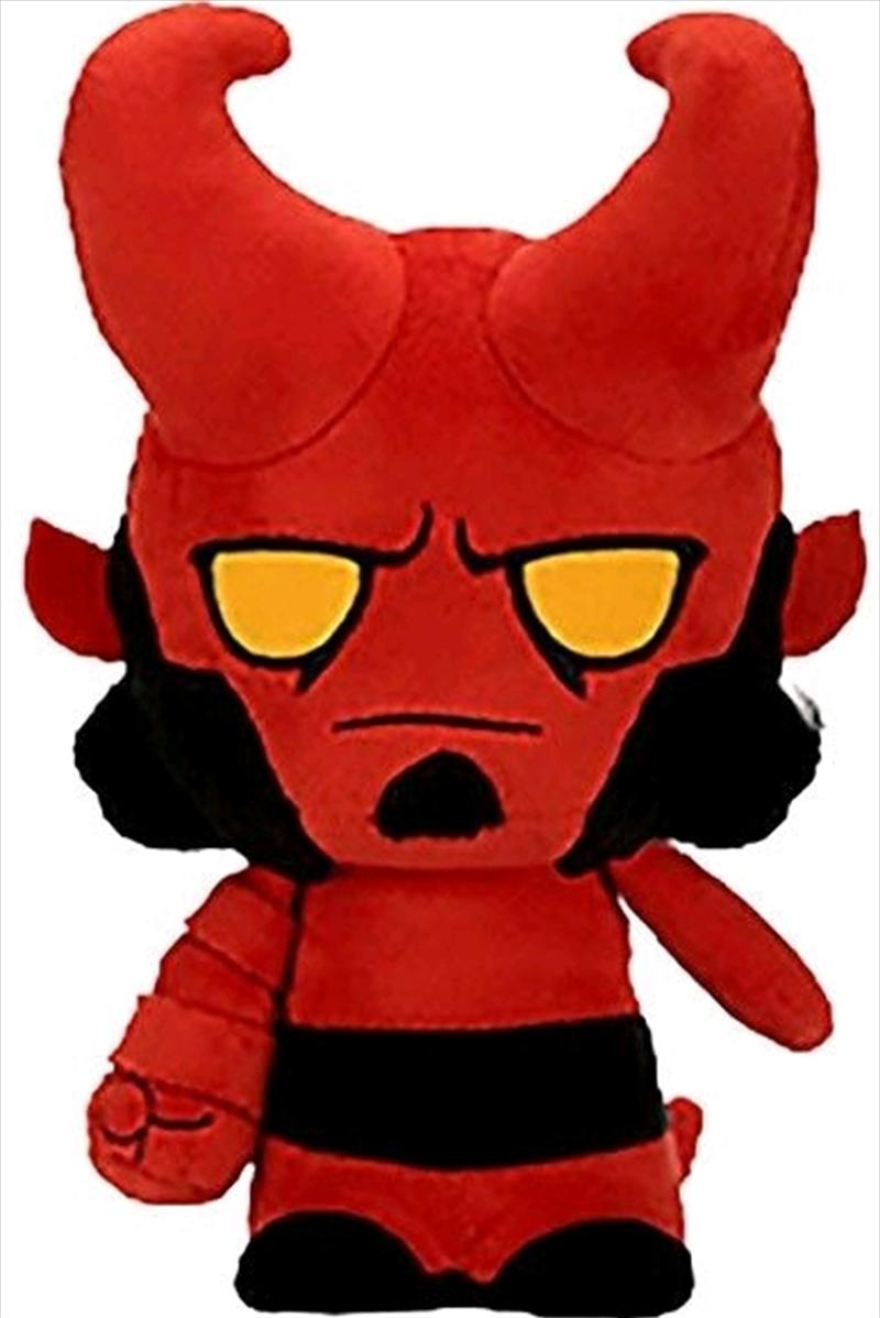 Hellboy - Hellboy with Horns SuperCute Plush | Toy