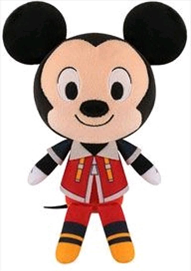 Kingdom Hearts - Mickey Hero Plush | Toy