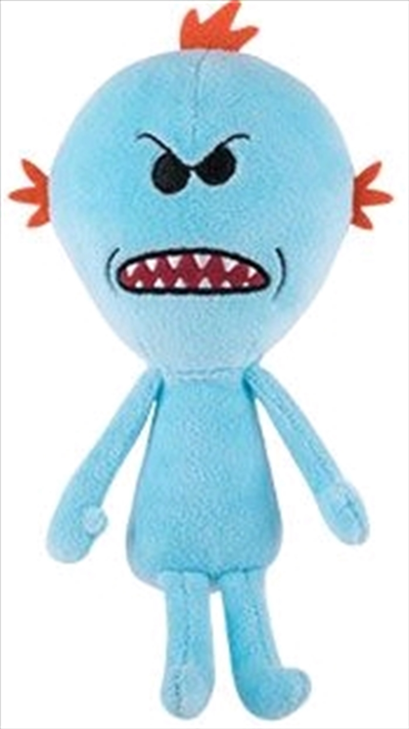 Rick and Morty - Mr Meeseeks (Mad) Plush | Toy