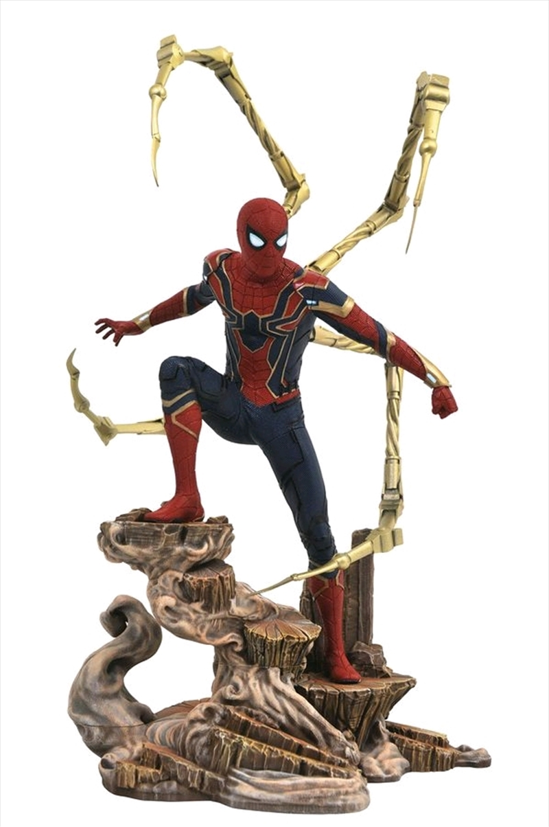 Marvel Gallery - Avengers 3 Iron Spider PVC Statue | Merchandise