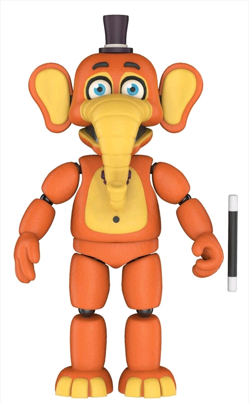Five Nights at Freddy's: Pizza Sim - Orville Elephant Action Figure | Merchandise