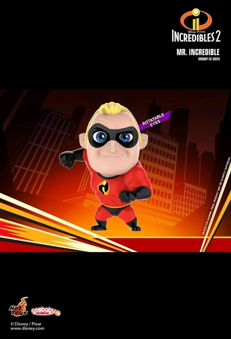 Incredibles 2 - Mr Incredible Cosbaby   Merchandise
