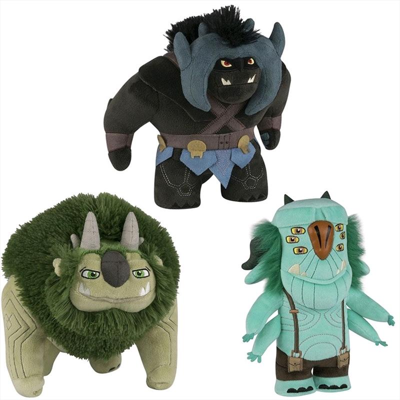 Trollhunters - Trolls Plush Assortment [RS] | Toy