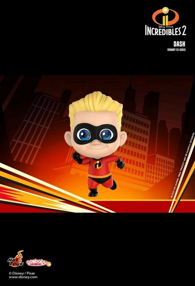 Incredibles 2 - Dash Cosbaby | Merchandise