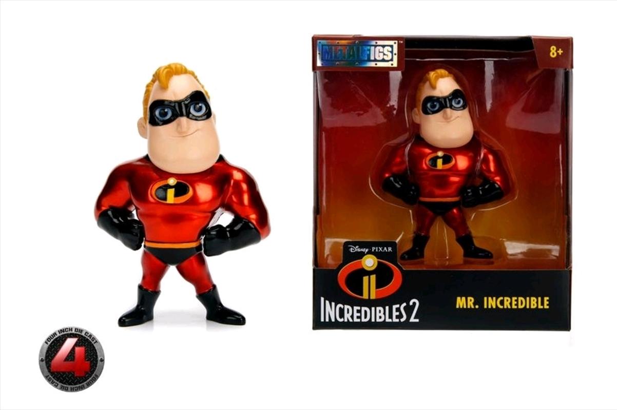 "Incredibles - Mr Incredible 4"" Metals   Merchandise"