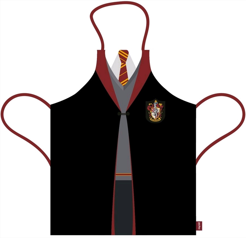 Harry Potter - Gryffindor Apron | Apparel