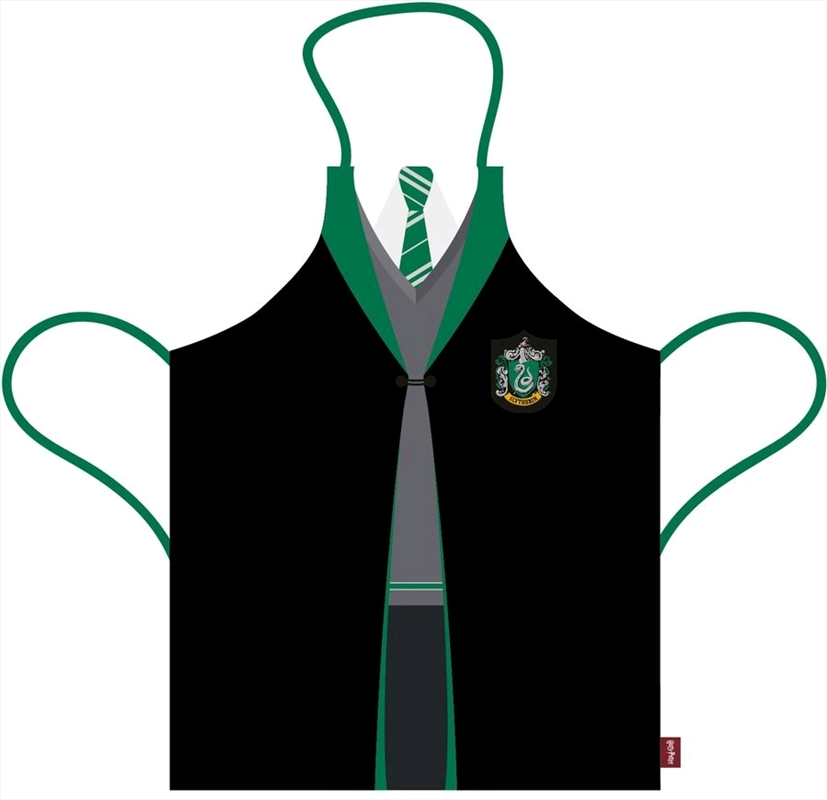 Harry Potter - Slytherin Apron | Apparel