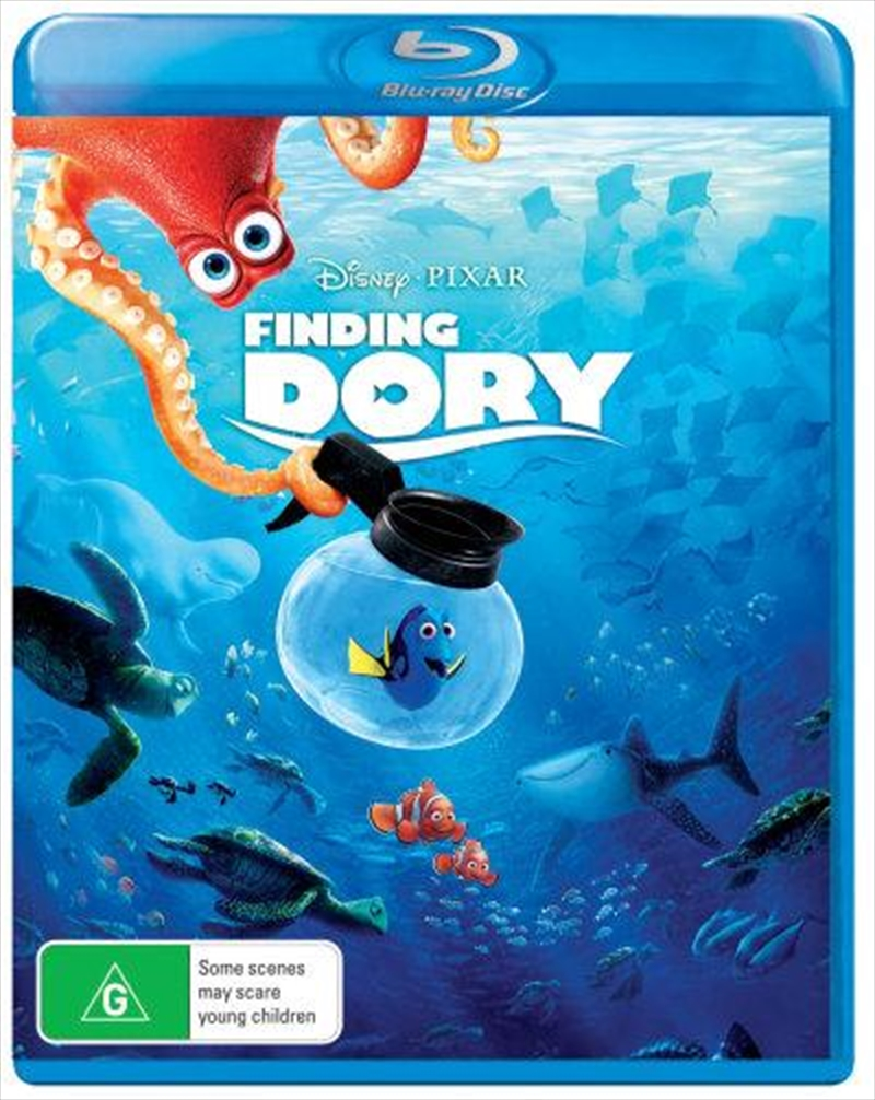 Finding Dory | Blu-ray