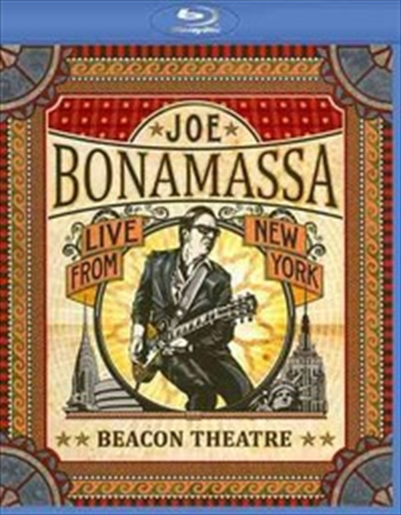 Beacon Theatre - Live From New York | Blu-ray