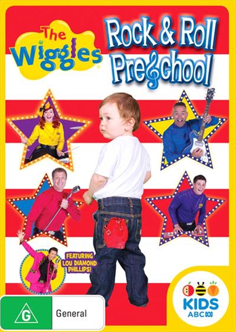 Wiggles - Rock and Roll Preschool, The | DVD