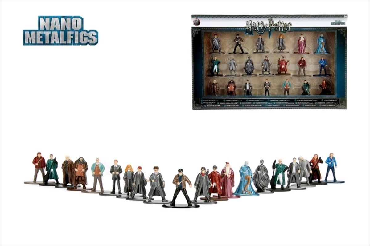 Harry Potter - Nano Metalfigs 20-Pack | Merchandise