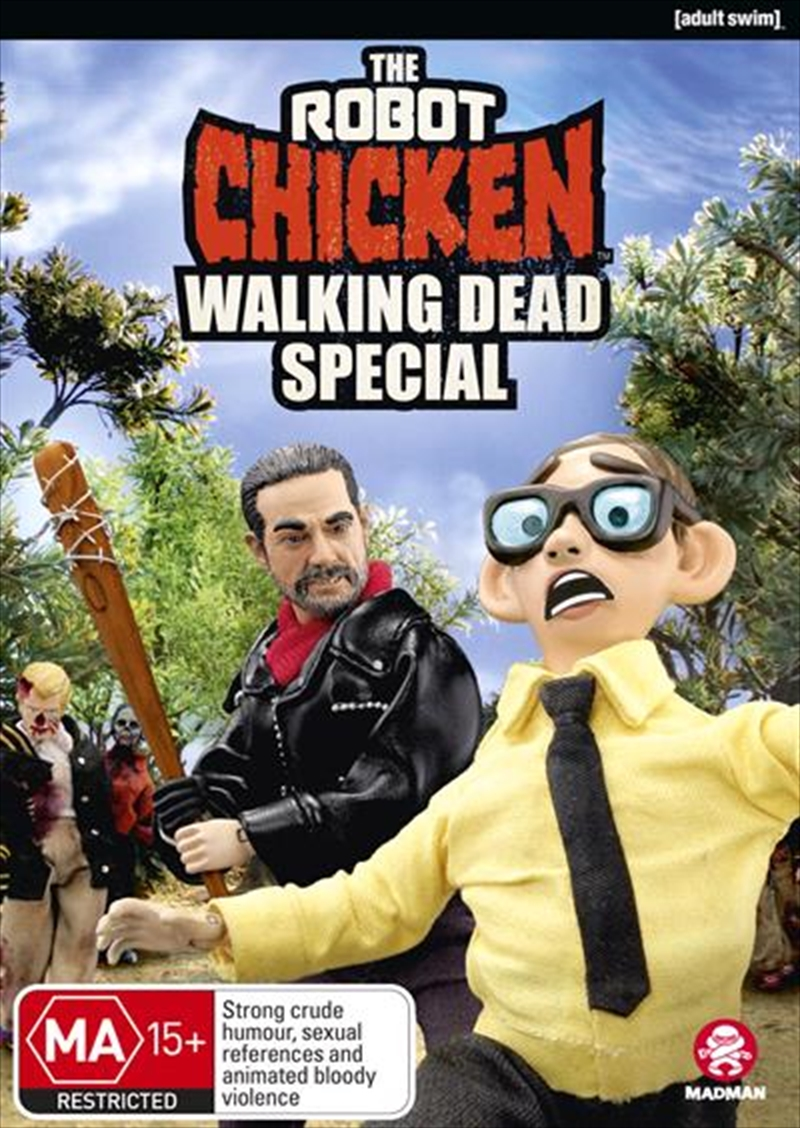 Robot Chicken - Walking Dead Special | DVD