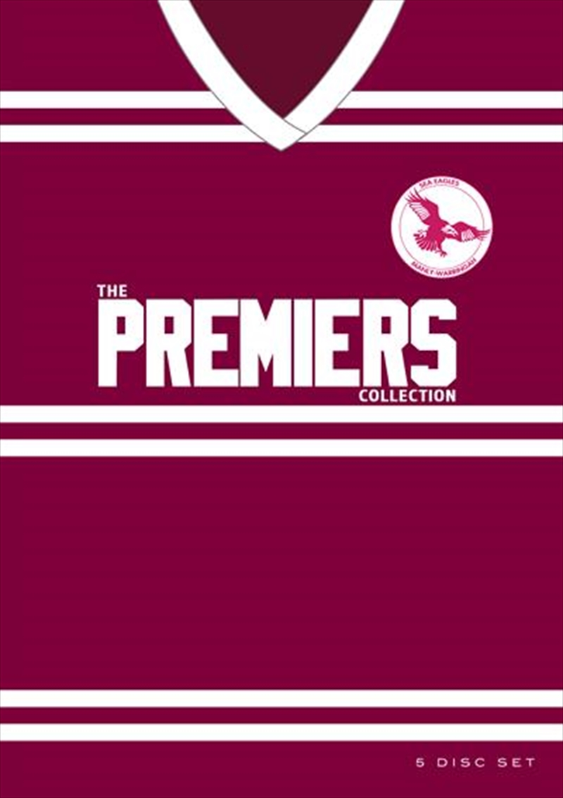 NRL - Manly-Warringah Sea Eagles Premiers Collection | DVD