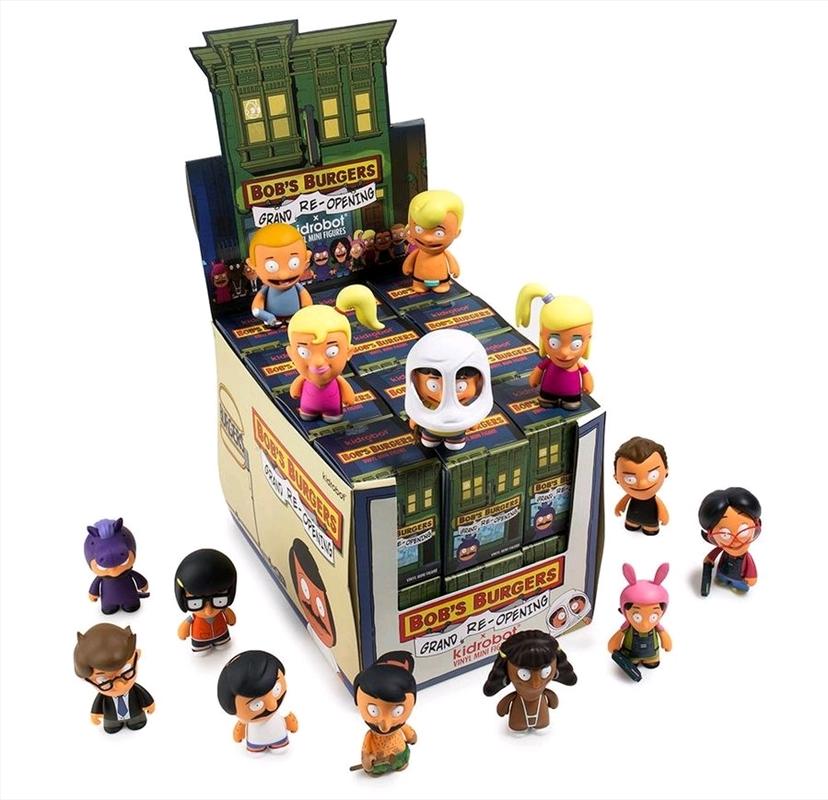 Bob's Burgers - Mini Series Blind Box series 02   Merchandise