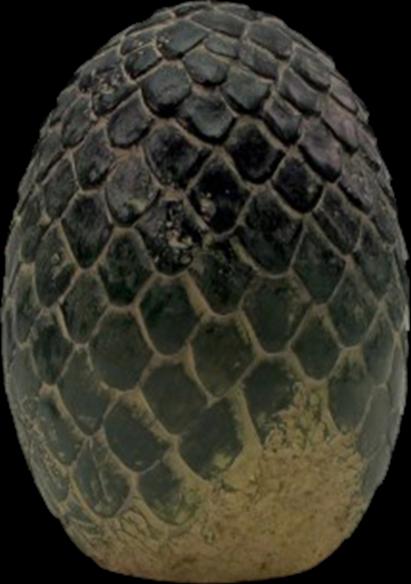 Game of Thrones - Dragon Egg Paperweight Rhaegal | Collectable