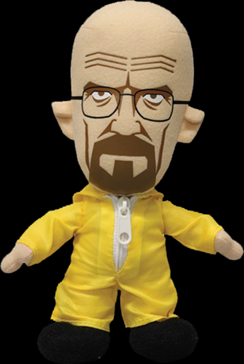 "Breaking Bad - Walter White Hazmat 8"" Plush | Toy"