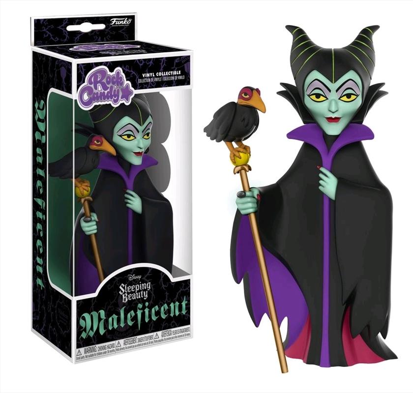 Sleeping Beauty - Maleficent Rock Candy | Merchandise