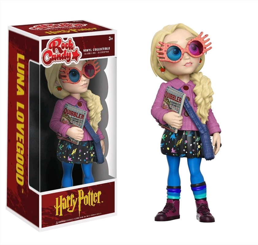 Harry Potter - Luna Lovegood Rock Candy | Merchandise