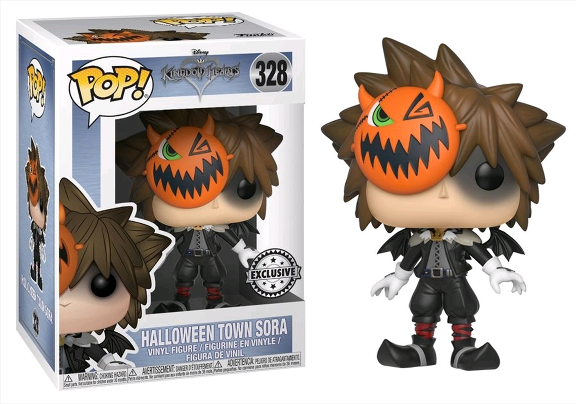 Buy Kingdom Hearts Sora Halloween Town Us Exclusive Pop Vinyl Sanity