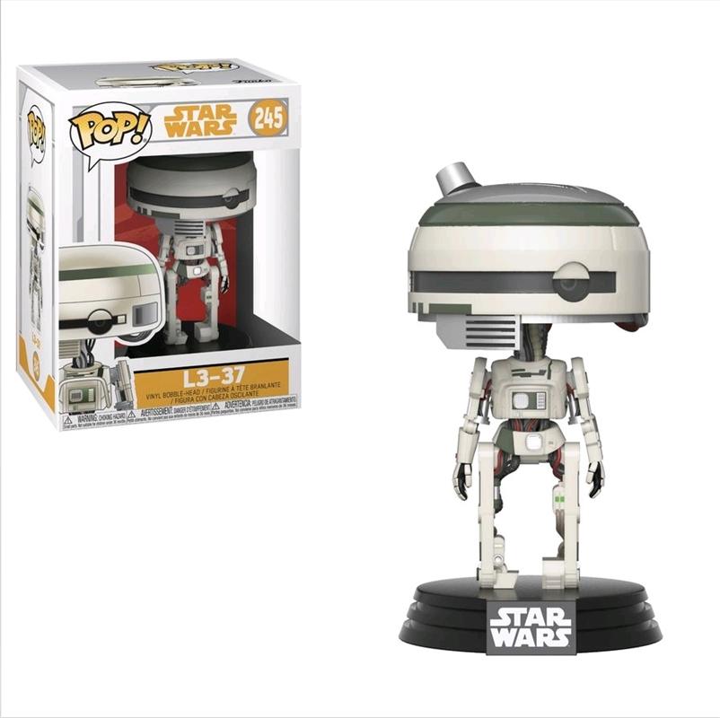 Star Wars: Solo - L3-37 Pop! Vinyl | Pop Vinyl