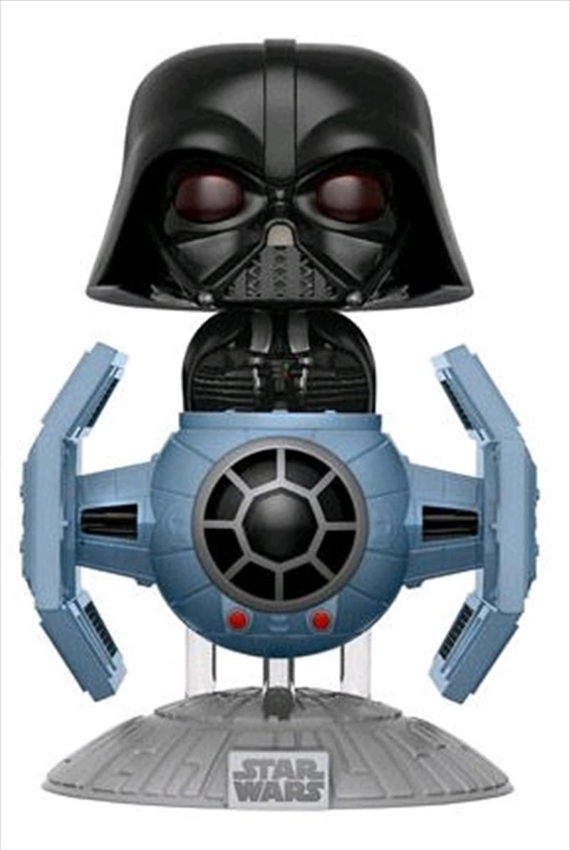 Star Wars - Darth Vader TIE Fighter US Exclusive Pop! Deluxe | Pop Vinyl