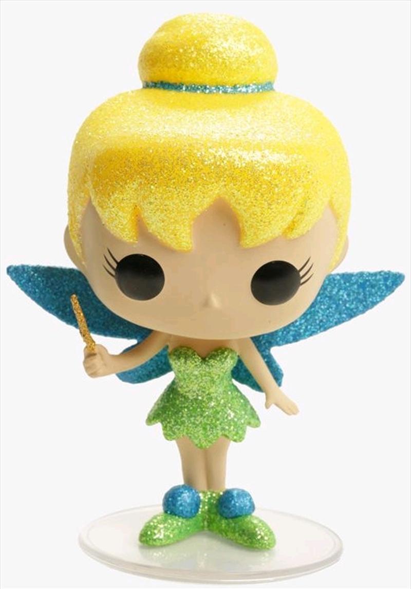 Peter Pan - Tinker Bell Diamond Glitter Exclusive Pop! Vinyl | Pop Vinyl