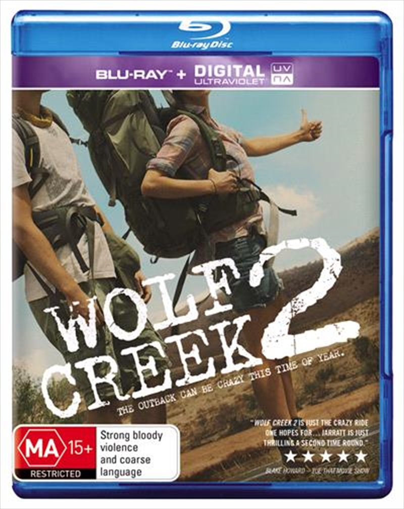 Wolf Creek 2 | Blu-ray