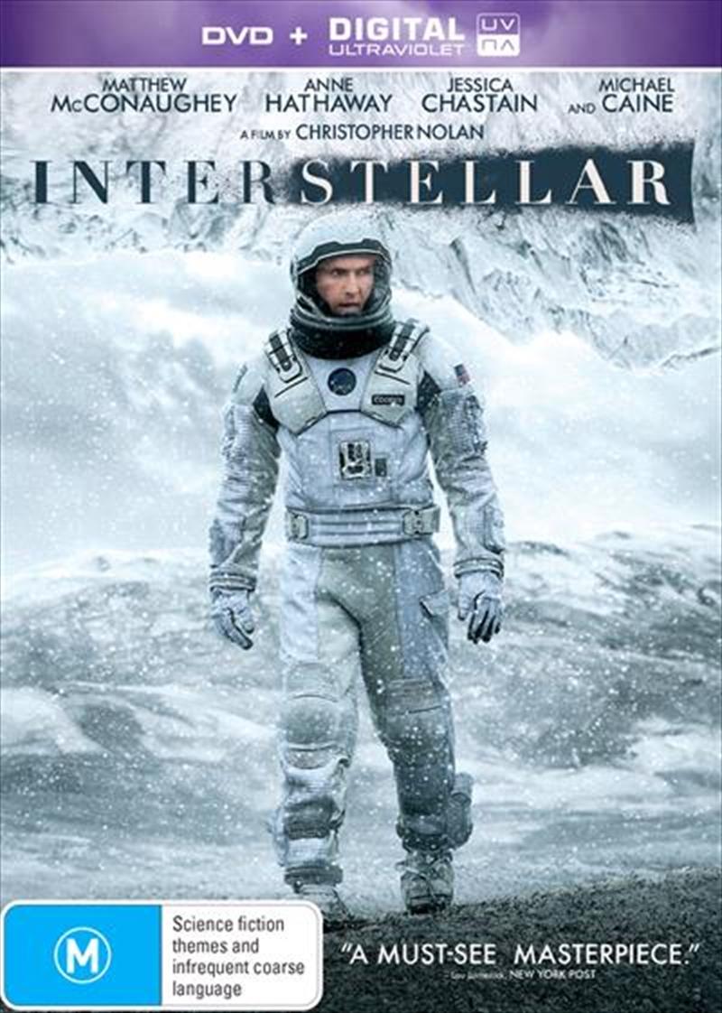 Interstellar | DVD
