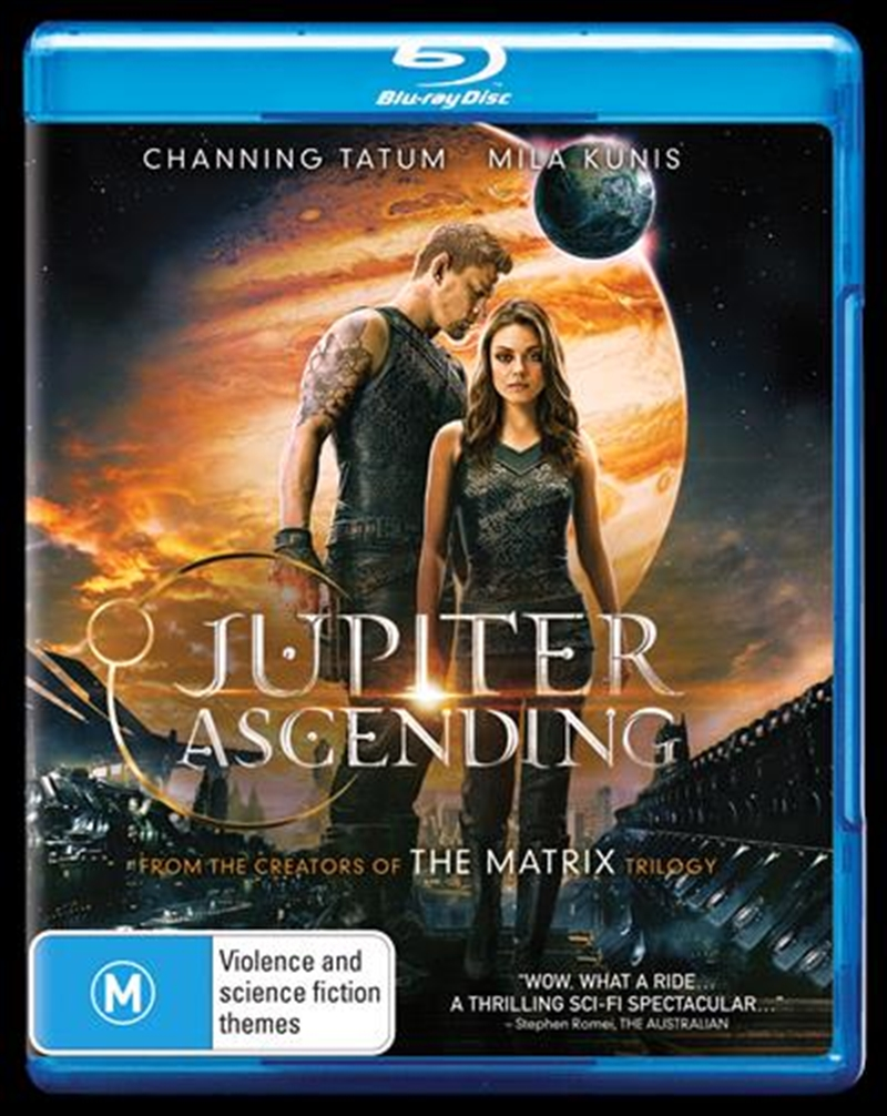 Jupiter Ascending | Blu-ray